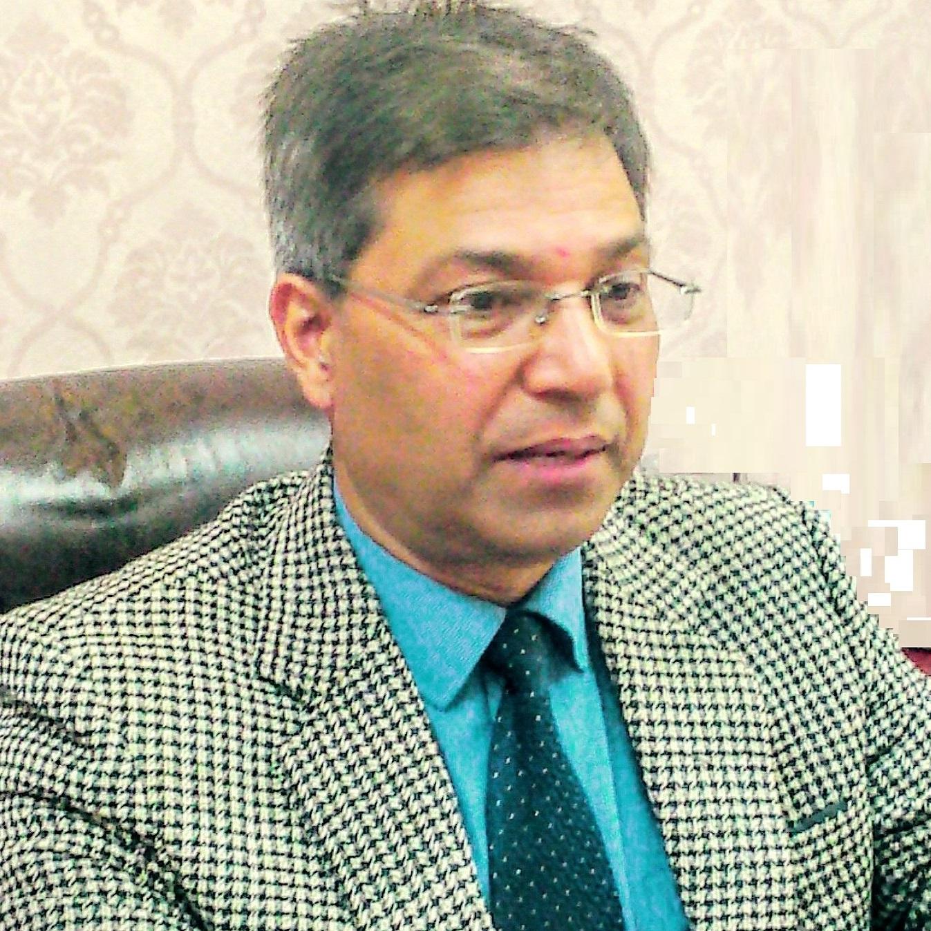 Member Secretary Image